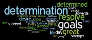 Determination-Words