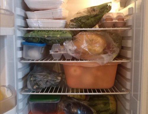Cosa contiene il frigo di noi atleti Natural BodyBuilding in Estate