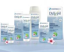 Schiapparelli presenta Deli-pil: la nuova linea di depilazione delicata