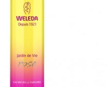 Le nuove fragranze : Jardin de Vie Weleda