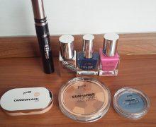 I miei primi prodotti make up p2 Cosmetics