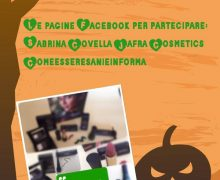 Giveaway per Halloween in collaborazione con Sabrina Covella – Jafra Cosmetics