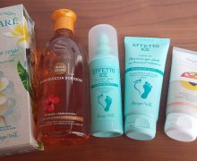Haul cosmetici per l'estate da Bottega Verde