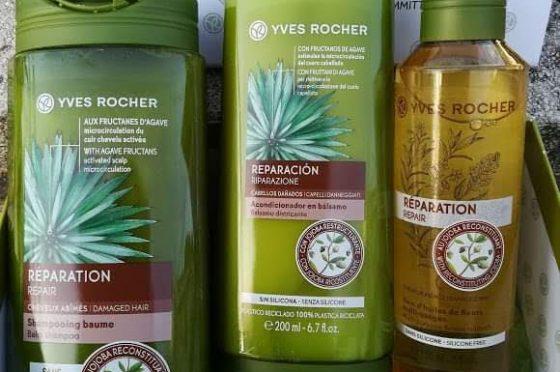 """Nuova Linea Haircare """"Senza Compromessi"""" – Yves Rocher"""