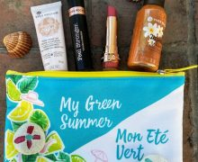 My Green Summer con Yves Rocher