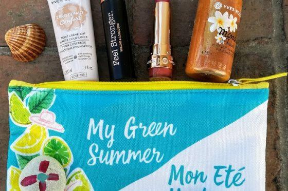 My Green Summer con Yves Rocher