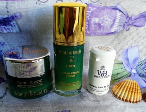 La mia Skincare Routine con World of Beauty